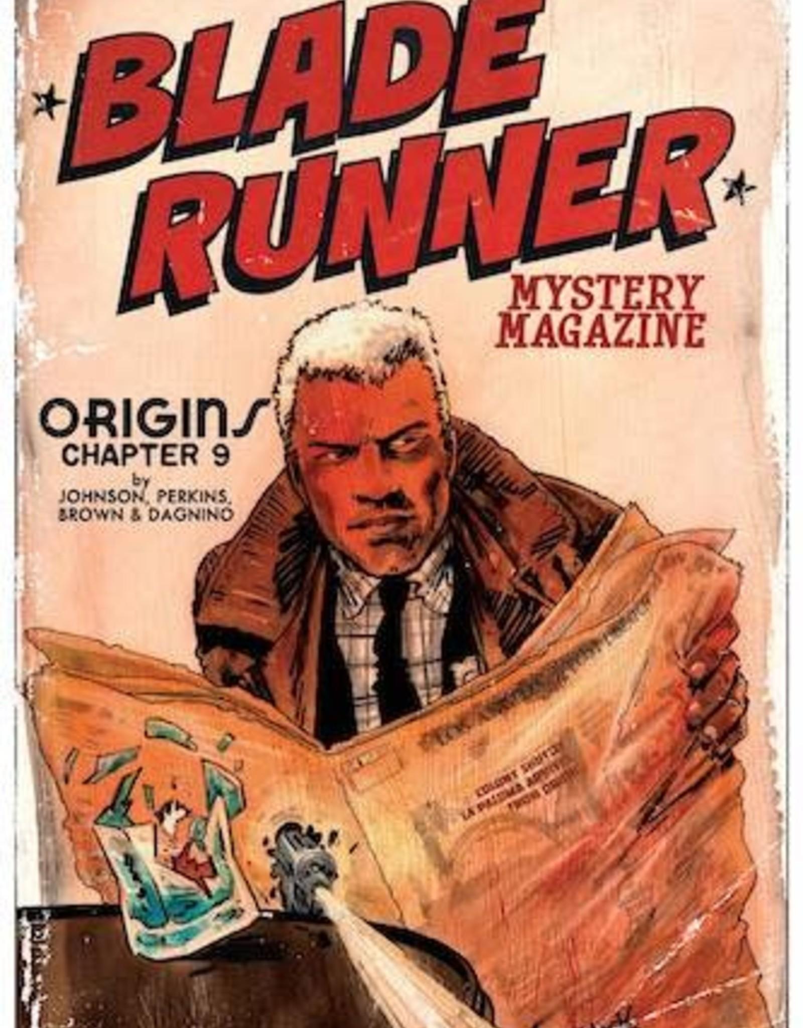 Titan Comics Blade Runner Origins #7 Cvr C Hack