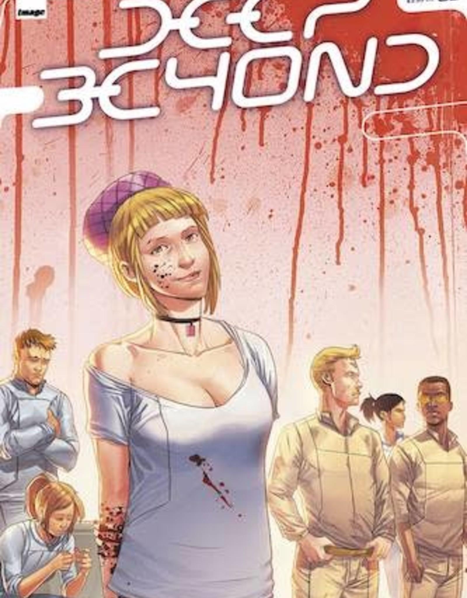 Image Comics Deep Beyond #9 Cvr A Broccardo