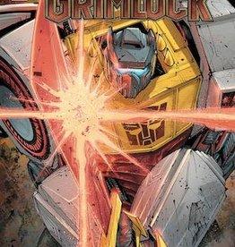 IDW Publishing Transformers King Grimlock #3 Cvr B Padilla