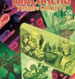 IDW Publishing Transformers Wreckers Tread & Circuits #1 Cvr B Malk