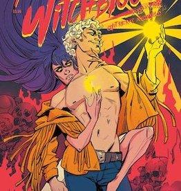 Vault Comics Witchblood #7 Cvr A Sterle
