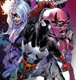 Marvel Comics Symbiote Spider-Man: Crossroads #4