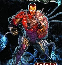 Marvel Comics The Darkhold: Iron Man #1