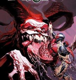 Marvel Comics The Darkhold: Iron Man #1 Casanovas Connecting Variant