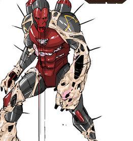 Marvel Comics The Darkhold: Iron Man #1 Tormey Design 1:10 Variant