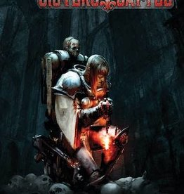 Marvel Comics Warhammer 40 000: Sisters Of Battle #3 Legacy Variant