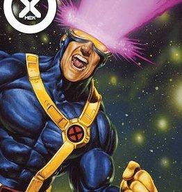 Marvel Comics X-Men #4 Jusko Marvel Masterpieces Variant