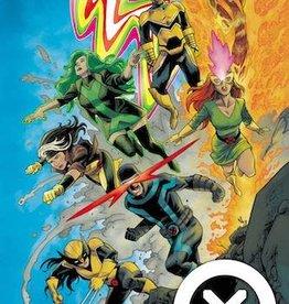 Marvel Comics X-Men #4 Shalvey 1:25 Variant