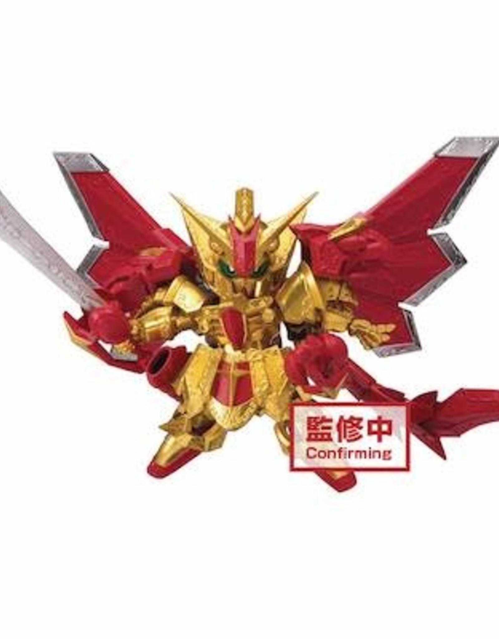 Banpresto SD Gundam Superior Dragon Knight of Light Figure