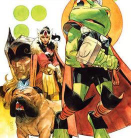Marvel Comics Thor #18 Klein 1:25 Variant