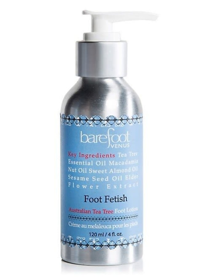 'Barefoot Venus' Foot Fetish Lotion