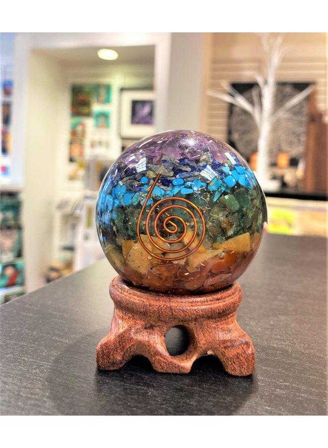 Orgonite Sphere