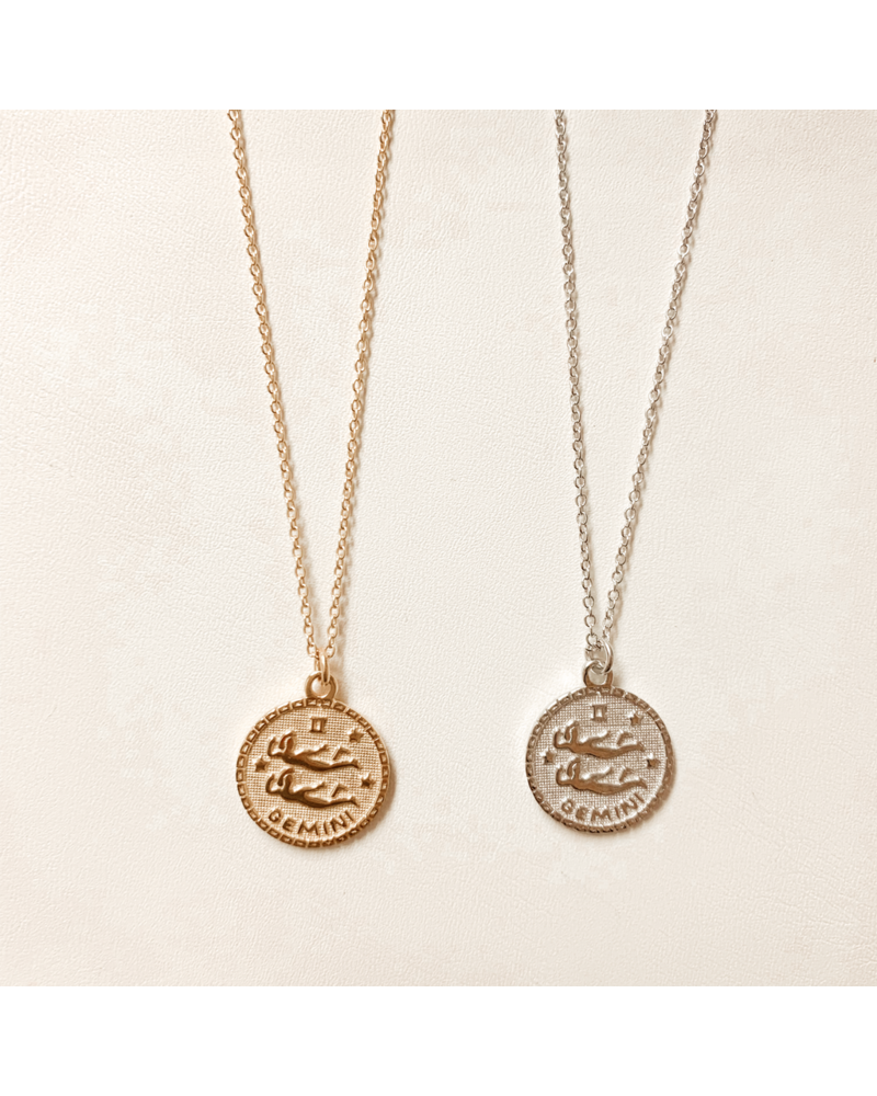 Serendipity Gemini In the Stars Necklace