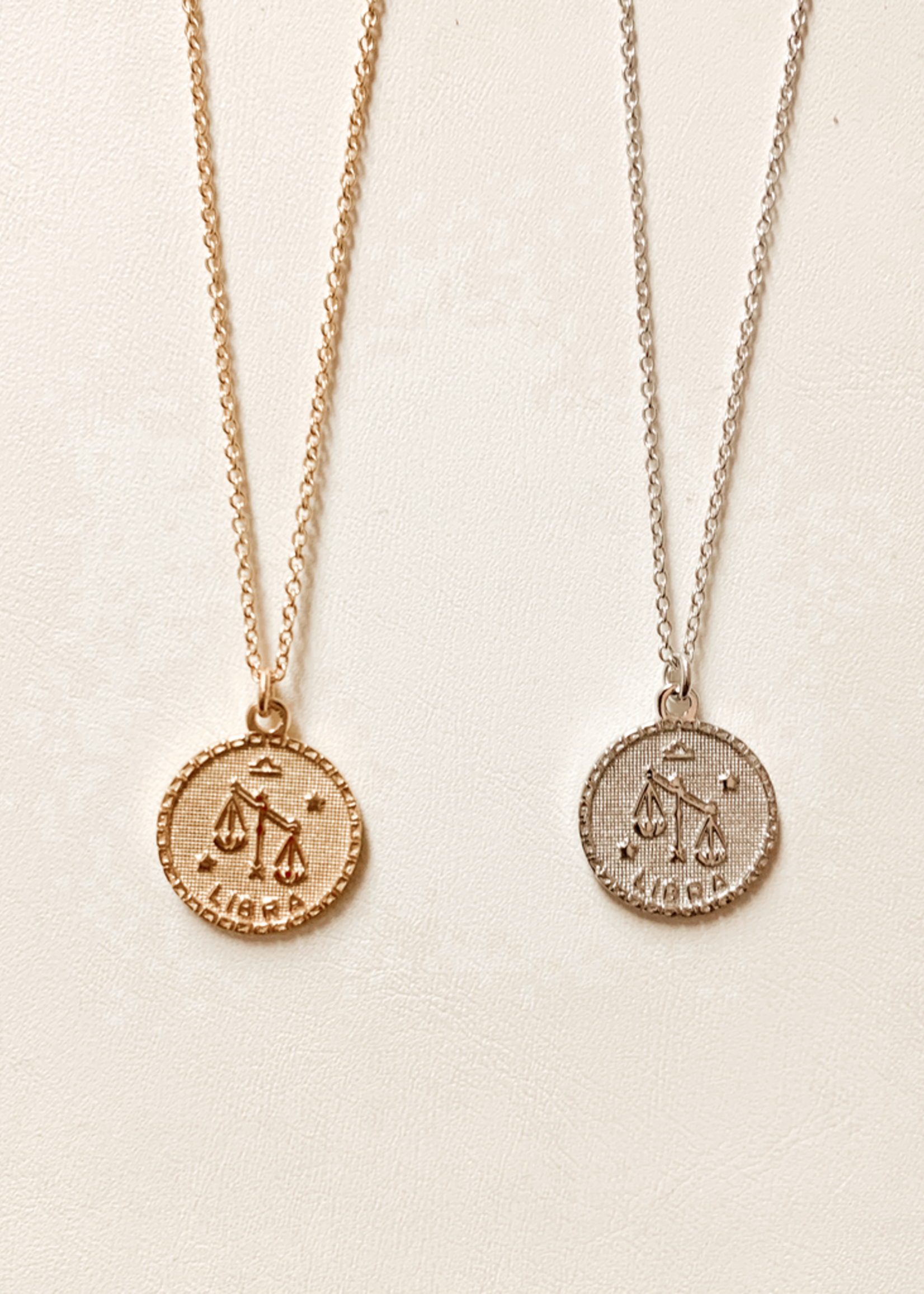 Libra In the Stars Necklace