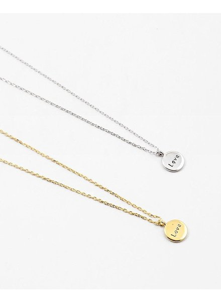 EM & ELLE Love Necklace