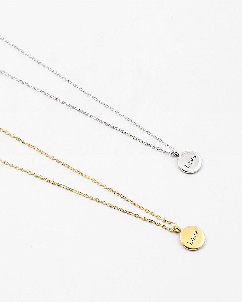 EM & ELLE Love Necklace