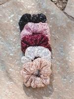 EM & ELLE Sequin Scrunchie