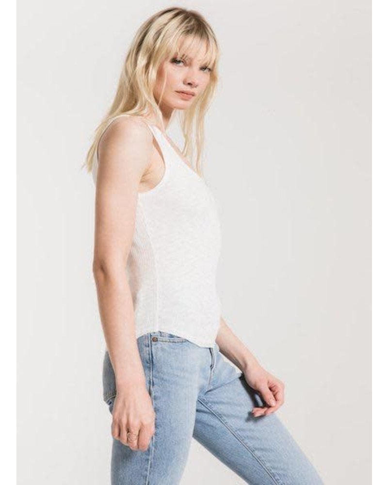 Z Supply The Textured Rib Fitted Tank