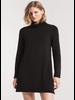 Z Supply The Premium Fleece Turtle Neck Dress