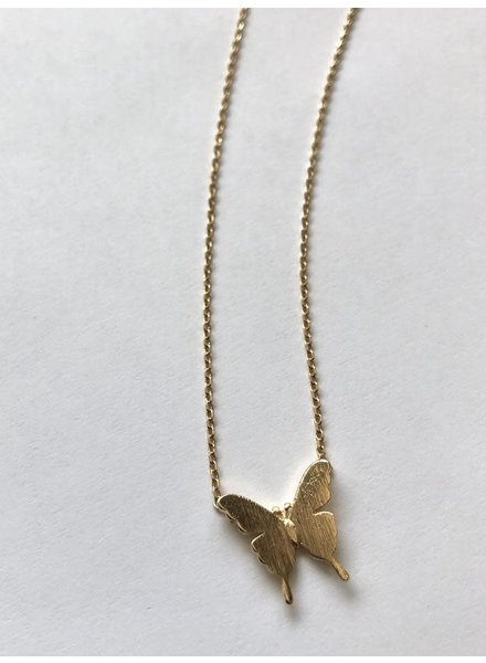 EM & ELLE Butterfly Necklace