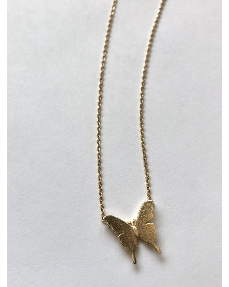 EM & ELLE Butterfly Necklace