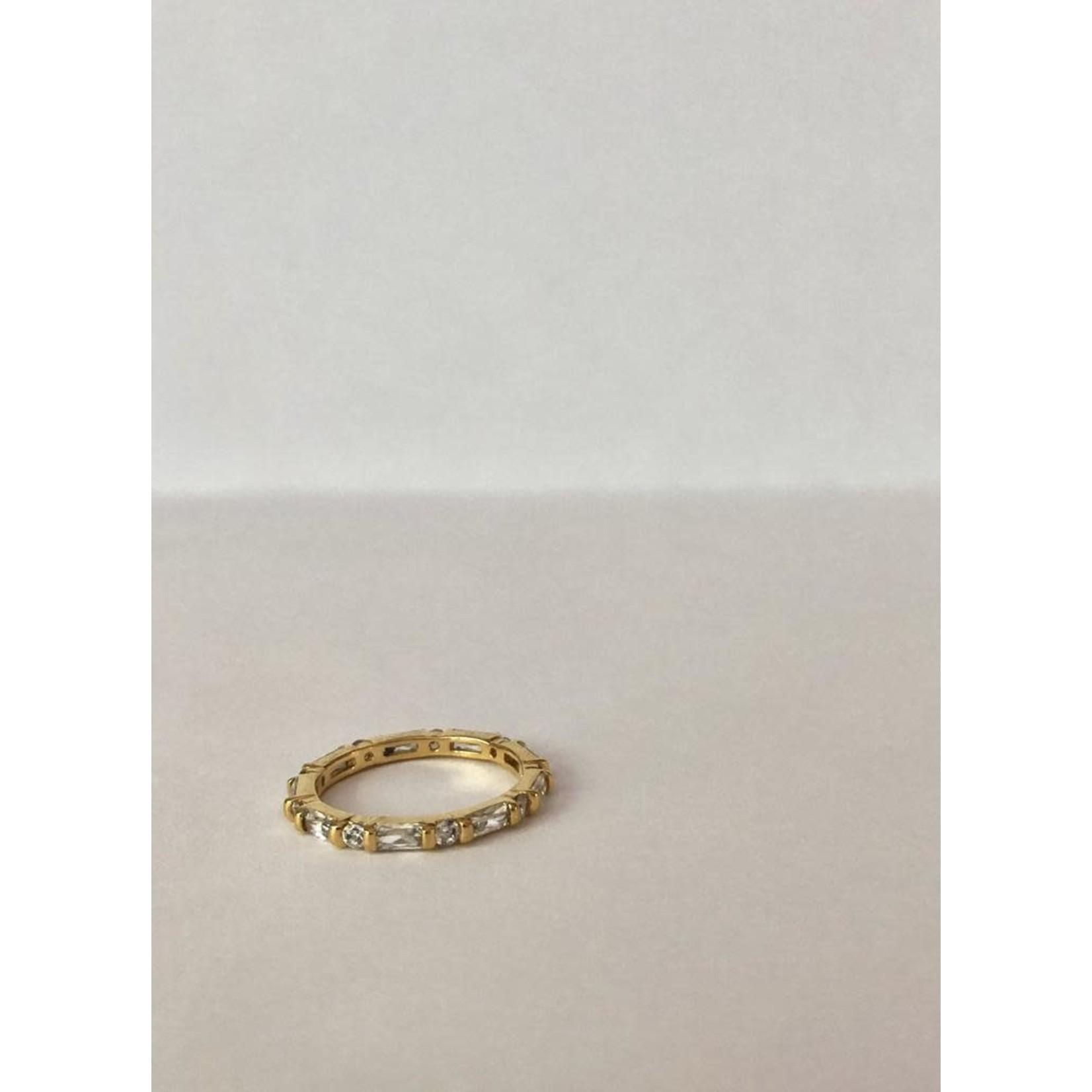 EM & ELLE Willow Eternity Ring