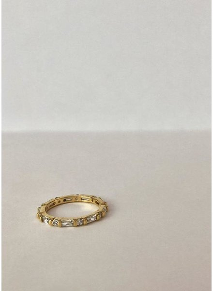 EM & ELLE Willow Eternity Ring