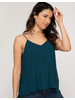 EM & ELLE Evening Pleated Cami