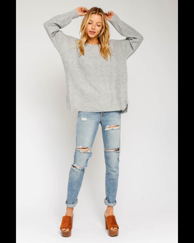 EM & ELLE Whenever Wherever Sweater