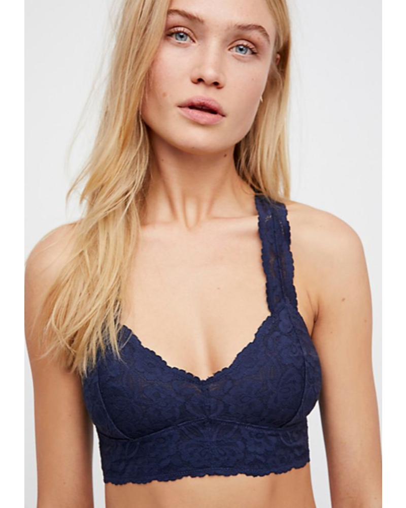 Free People Galloon Lace Racer Back