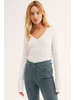 Free People Sun Chaser Cord Skinny