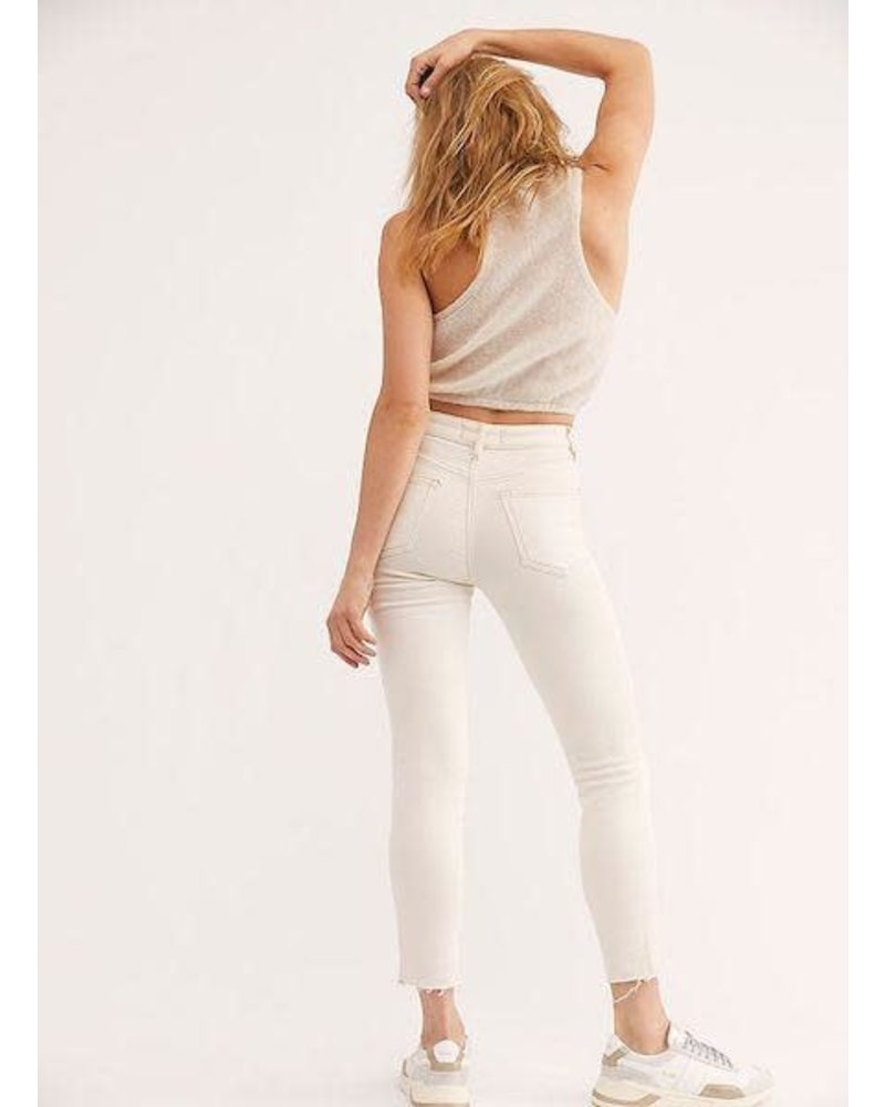 Free People Raw Highrise Jegging