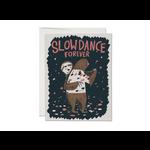 Slow Dance Sloths Card