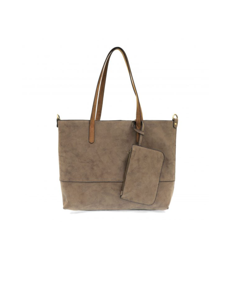 Joy Accessories Brushed 2 in 1 Tote