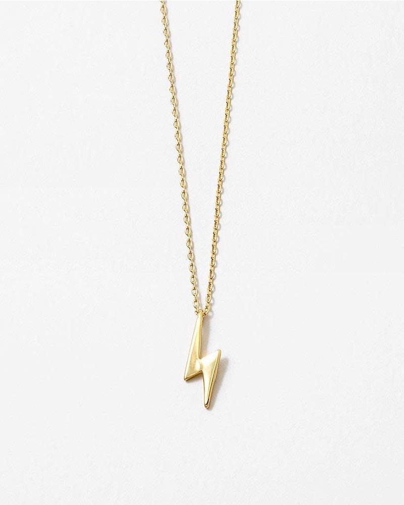 EM & ELLE Lightning Bolt Necklace