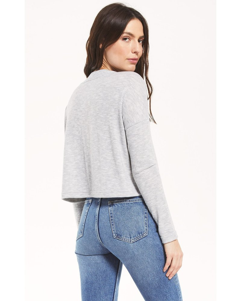 Z Supply Cher Slub Sweater
