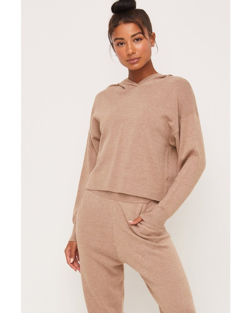 EM & ELLE Invisible String Hoodie Top