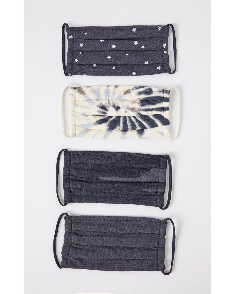 Z Supply Tie Dye Mask 4 Pack