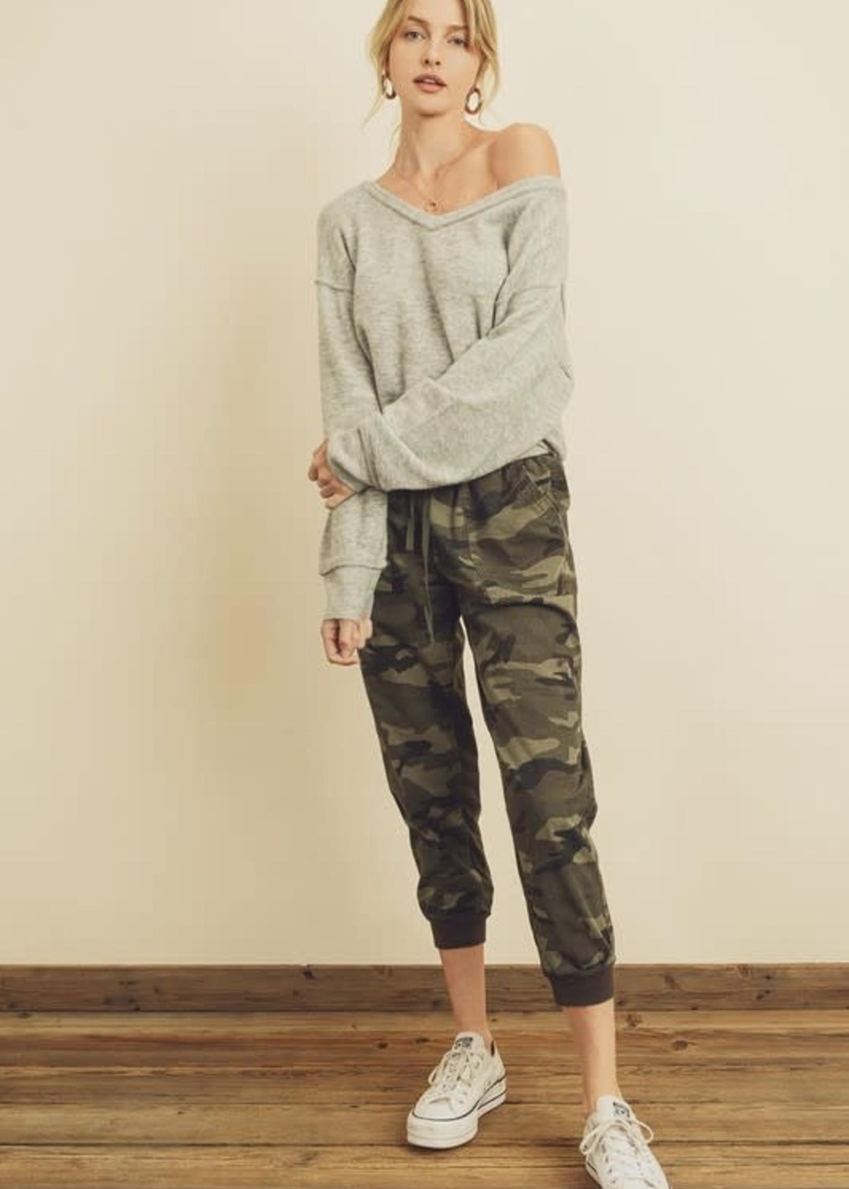 EM & ELLE Lynx Sweater
