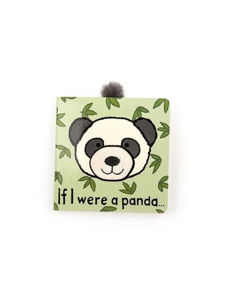Jellycat If I Were an Panda Book