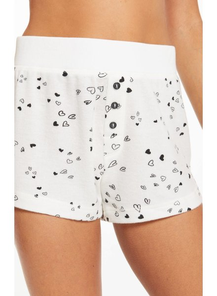 Z Supply Brunch Heart Short