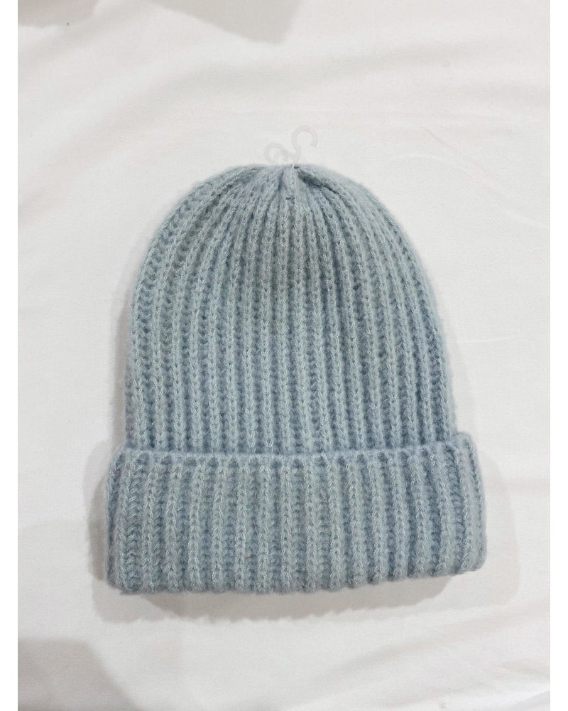 SAN DIEGO HAT Brushed Knit Wide Cuff Beanie