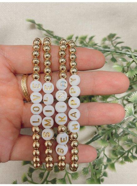 EM & ELLE Inspiration Bracelet