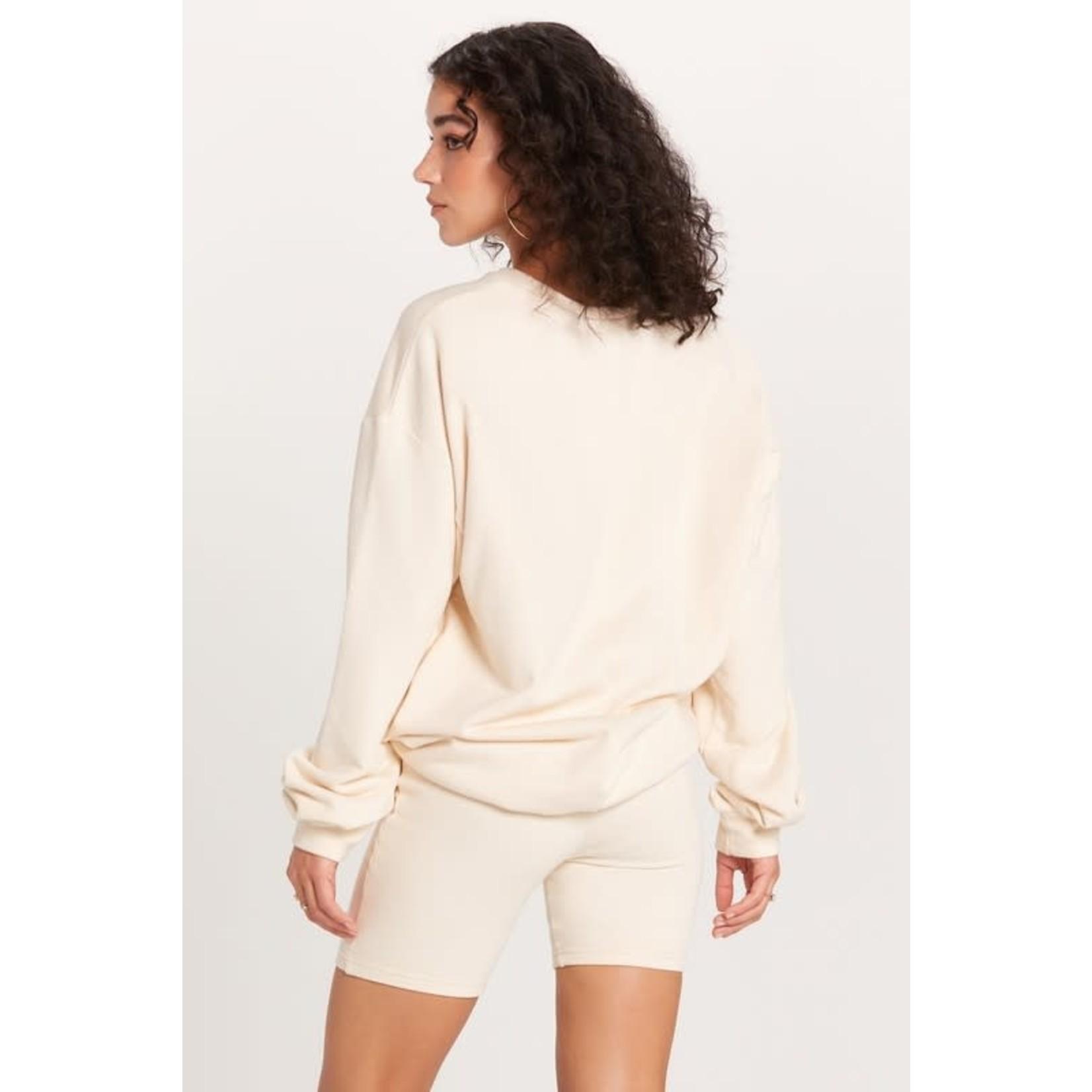 EM & ELLE Calypso  Oversized Sweatshirt