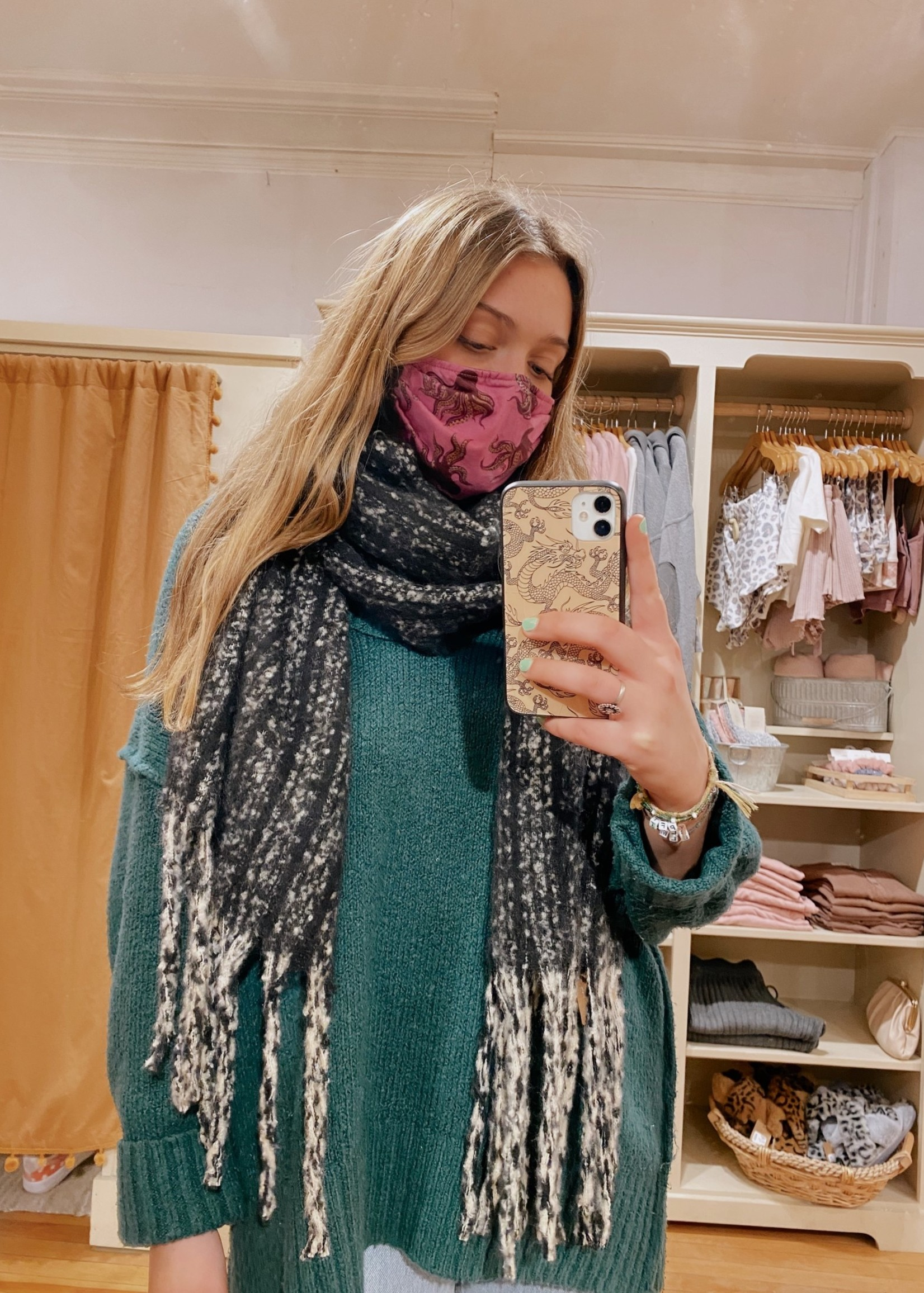 The Giselle Scarf - P-51823