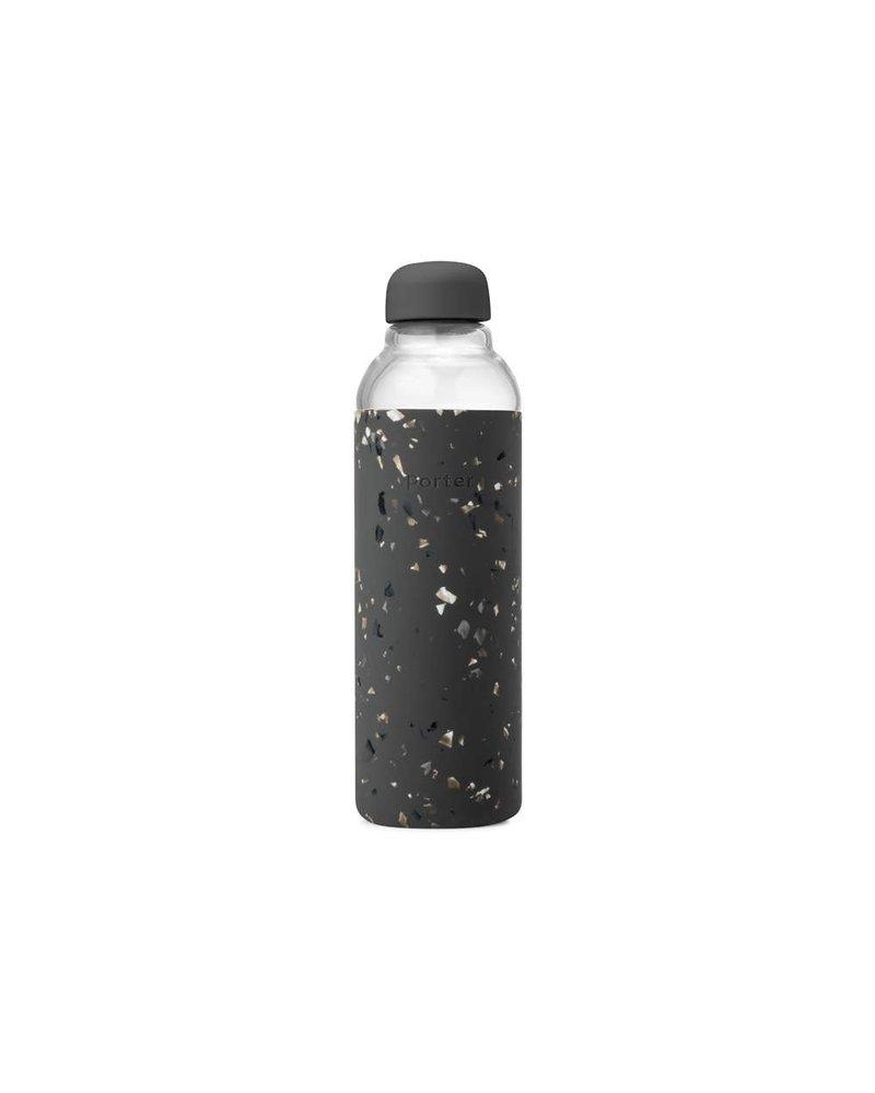 W&P Charcoal Porter Terrazzo Bottle