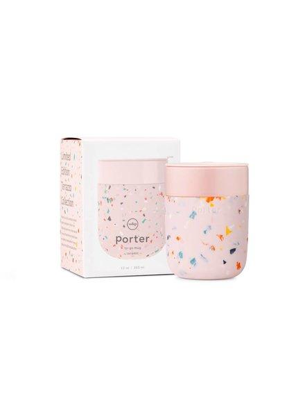 W&P Blush Porter Terrazzo Mug
