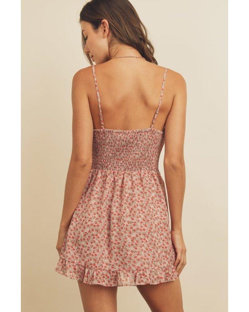 EM & ELLE Andy Printed Dress