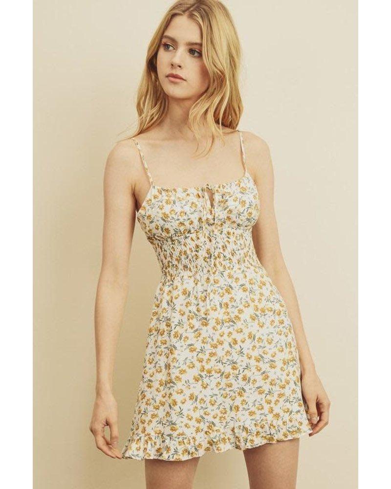 EM & ELLE Bloom Smocked Dress
