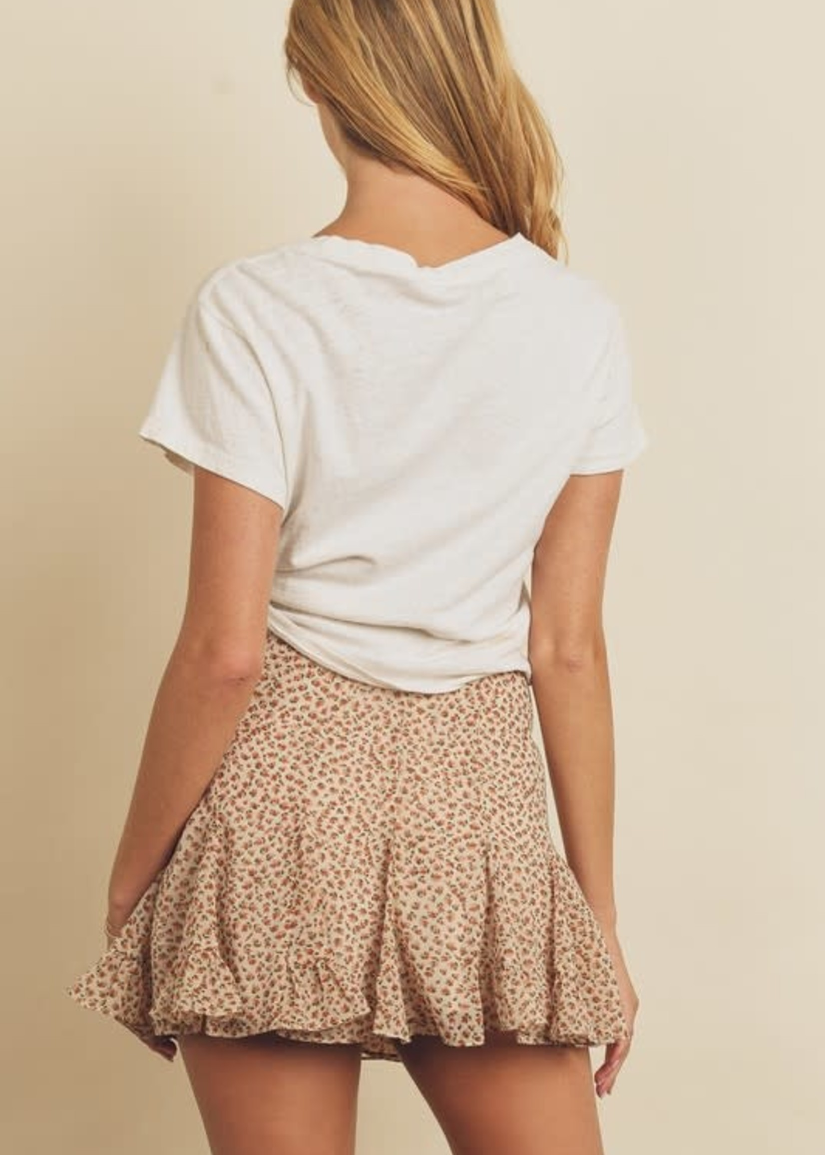 EM & ELLE Wreck my Plans Skirt